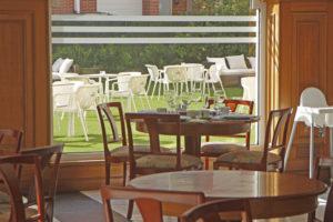 Cafetería del Hotel Playa de Merón